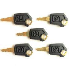 5 Master Cat Keys Caterpillar Heavy Equipment Ignition Key 5p8500