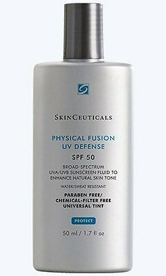 SkinCeuticals - Physical Fusion UV Defense SPF50 (50ml) - NIB -EXP OCT 2018