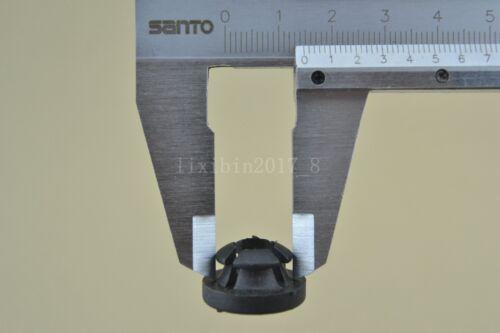 10x Hood Prop Rod Pivot Grommet Clips OE# 91604-SD2-013 For Honda Civic Accord