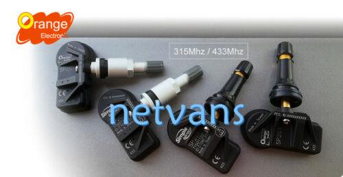 SENSORE PRESSIONE PNEUMATICO TPMS Precodificato VW PASSAT 2014/>