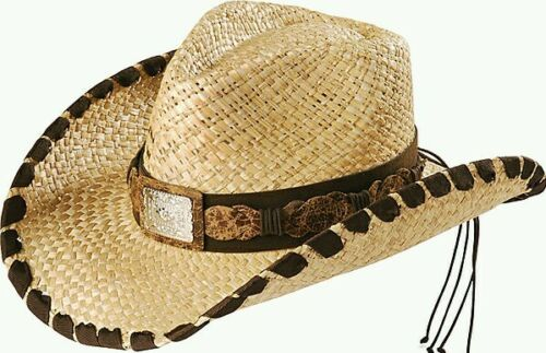 Charlie 1 Horse Restless Girl Straw Cowgirl Hat Compare at $64.95-$79.99