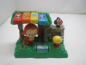 VTech Learn and Dance Interactive Music Zoo Monkey Baby ...