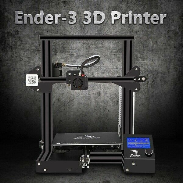 Creality 3D® Ender-3 Pro DIY 3D Printer Kit 220x220x250mm Printing Size With Mag