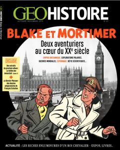 GEO-HISTOIRE-n-47-BLAKE-et-MORTIMER-deux-aventuriers-au-coeur-du-XXe-siecle