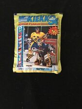 1994-95 JAA Kiekko Finnish Hockey Cards Unopened Pack WCOH