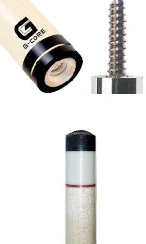 "New McDermott 29/"" G-Core 12.00mm Shaft 3//8x10 Black w// Brass Ring Jt Collar"