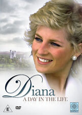 DVD:PRINCESS DIANA - A DAY IN THE LIFE - NEW Region 2 UK