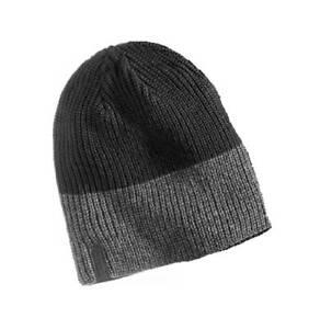 ea64220912d  145 CALVIN KLEIN MEN S BLACK GRAY HAT CK WARM WINTER SKI CAP BEANIE ...