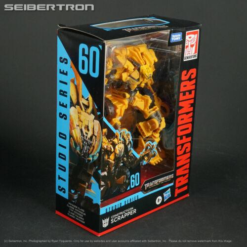 Bagarreur transformateur Studio Series 60 TF2 Revenge of the Fallen Voyager Constructicons Devastator