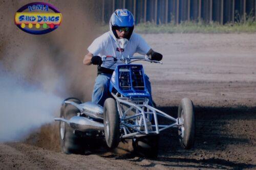 +8 Bare Extended Yamaha BANSHEE Swingarm Drag Racing Swing arm Dune Hill Atv