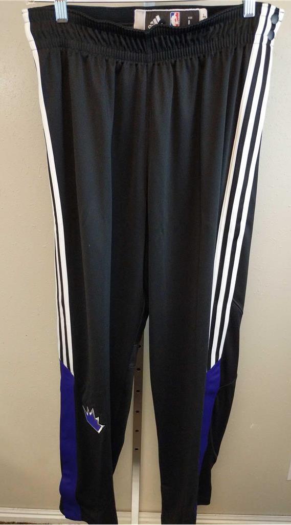 Nuevos pantalones para hombre de Sacramento Kings L-XL-3XL-4XL-5XL +2 en pantalones de corte $ 110