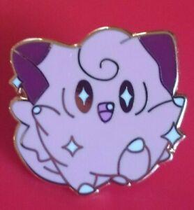 Pokemon-Pin-Clefairy-Pin-Enamel-Retro-Metal-Brooch-Badge-Lapel