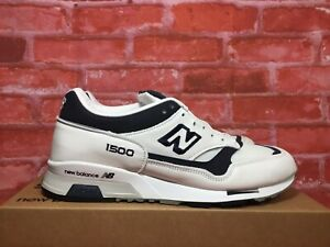 Details about NEW BALANCE 1500 MADE IN ENGLAND MEN BLACK WHITE NAVY REVIVAL  PACK M1500WWN SIZE