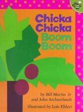 A Chicka Chicka Book: Chicka Chicka Boom Boom by Bill, Jr. Martin and John Archambault (2000, Paperback)