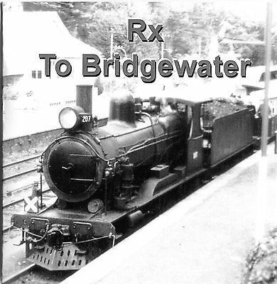STEAM TRAIN SOUND EFFECTS CD - Rx 207 to Bridgewater in ...