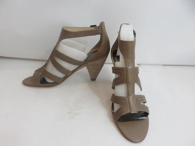 negozio di vendita outlet Belle Sigerson Morrison Marrone Leather Strappy Heels Dimensione Dimensione Dimensione 8 NWB  ti renderà soddisfatto