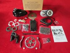 Gru-Bee Model 1A T-Belt Drive transmission kit for 49cc 4 stroke gas engine.
