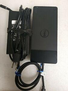 Dell WD19TB Latitude 135W Thunderbolt Display Port Docking Station