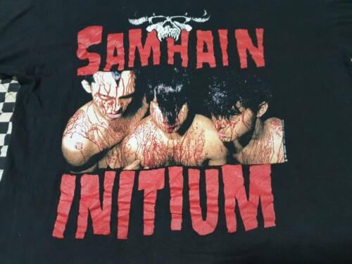 Vintage SAMHAIN shirt INTIUM Danzig shirt Danzig T
