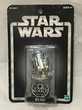 R2-D2 Star Wars Silver Anniversary Edition Action Figure 2002