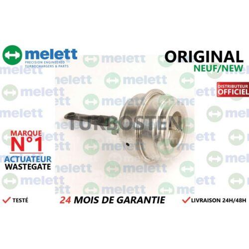 Actuator Wastegate FIAT STILO Multi Wagon 1.9 D Multijet 120 CV 751851-3 Melett
