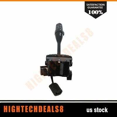 Turn Signal Switch Compatible with INFINITI I30 1996-1997 NISSAN ALTIMA 1993-2001 NISSAN FRONTIER 1998-2001 PICKUP 1996-2000 NISSAN SENTRA 1995-1999 NISSAN XTERRA 2000-2001 255401E404 255402B201