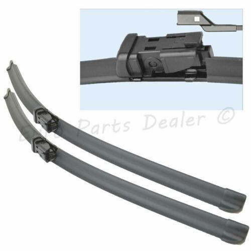 Vauxhall Cascada wiper blades 2013-2016 Front