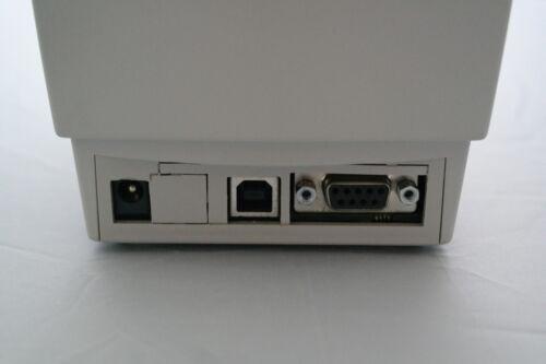 Zebra LP2824 EPL Label Printer w// Power Supply and AC Line Cord 2824-21100-0001