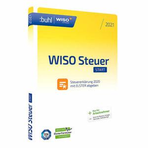 WISO steuer:Start 2021 (für das Steuerjahr 2020) | eBay