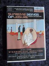 Supreme Beings Of Leisure - Strangelove Addiction - DVD single