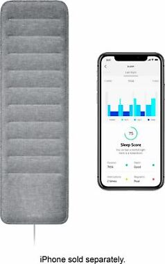 Withings Sleep Tracking Mat + Heart Rate