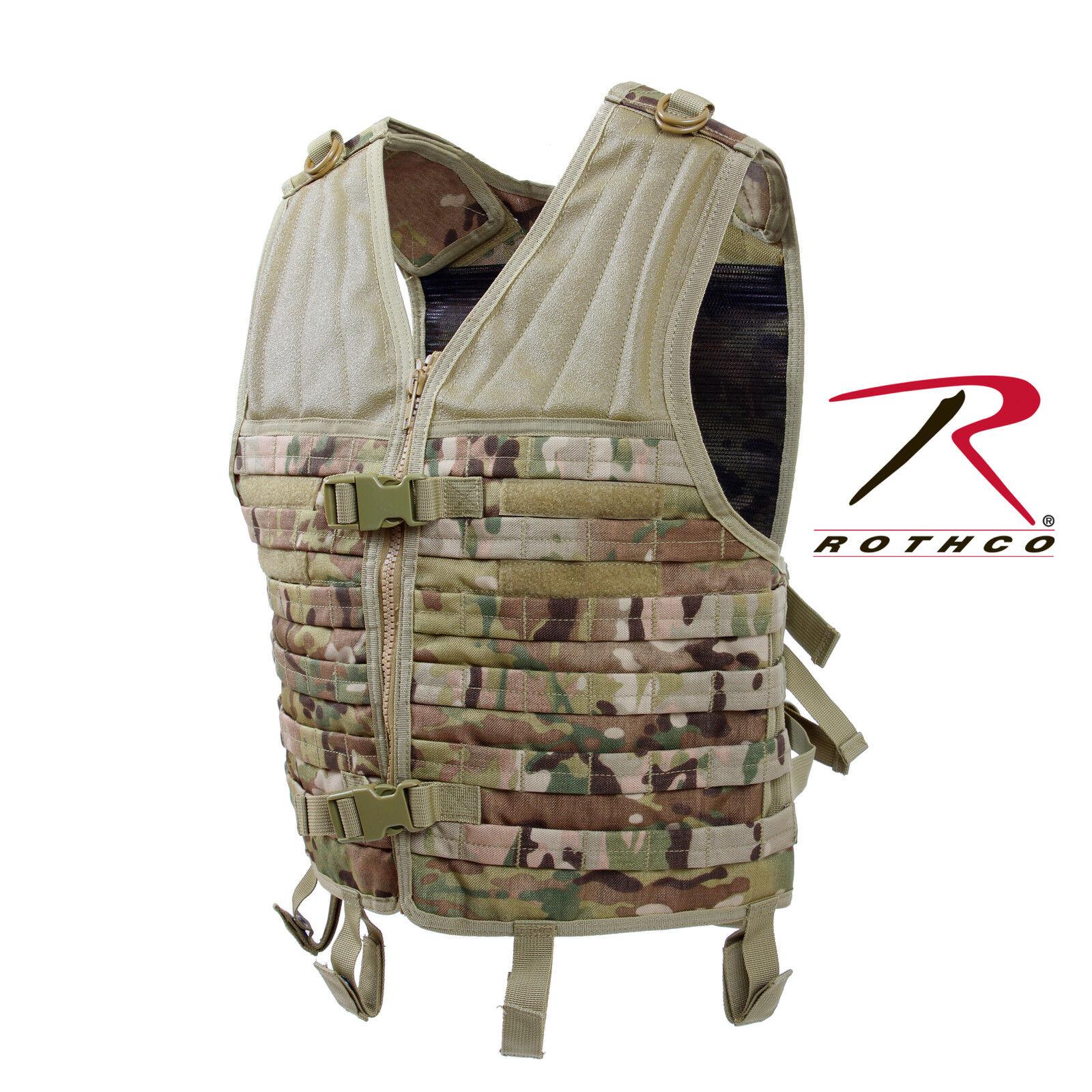 Rothco 5402 / 5403 / 5404 / 5405 / / 5405 5408 MOLLE Modular Vest 2b77a3
