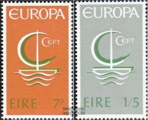 Irland-188-189-kompl-Ausg-postfrisch-1966-Europa