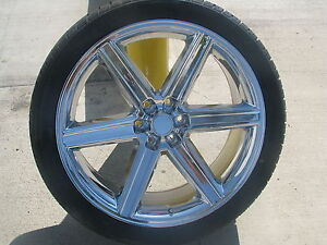 24 inch iroc wheels tires chrome rims 6 lug gmc sierra yukon denali 22 26 28 ebay. Black Bedroom Furniture Sets. Home Design Ideas