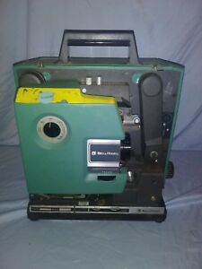 Details about  Vtg-Bell-amp-Howell-1585-16mm-Filmosound-Sound-Film-Movie-Projector-Parts-Repai