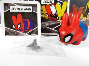 Kidrobot-Frank-Kozik-Marvel-Labbit-Mini-Series-2-2-5-034-Spider-Man-Figure-3-20