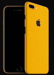 27088b1cb4a38f iPhone 7 plus dbrand premium skin yellow NEW TOP OF THE LINE with ...