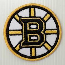Boston Bruins Hockey Équipe Badge Brodé à Repasser Patch à Coudre #1765