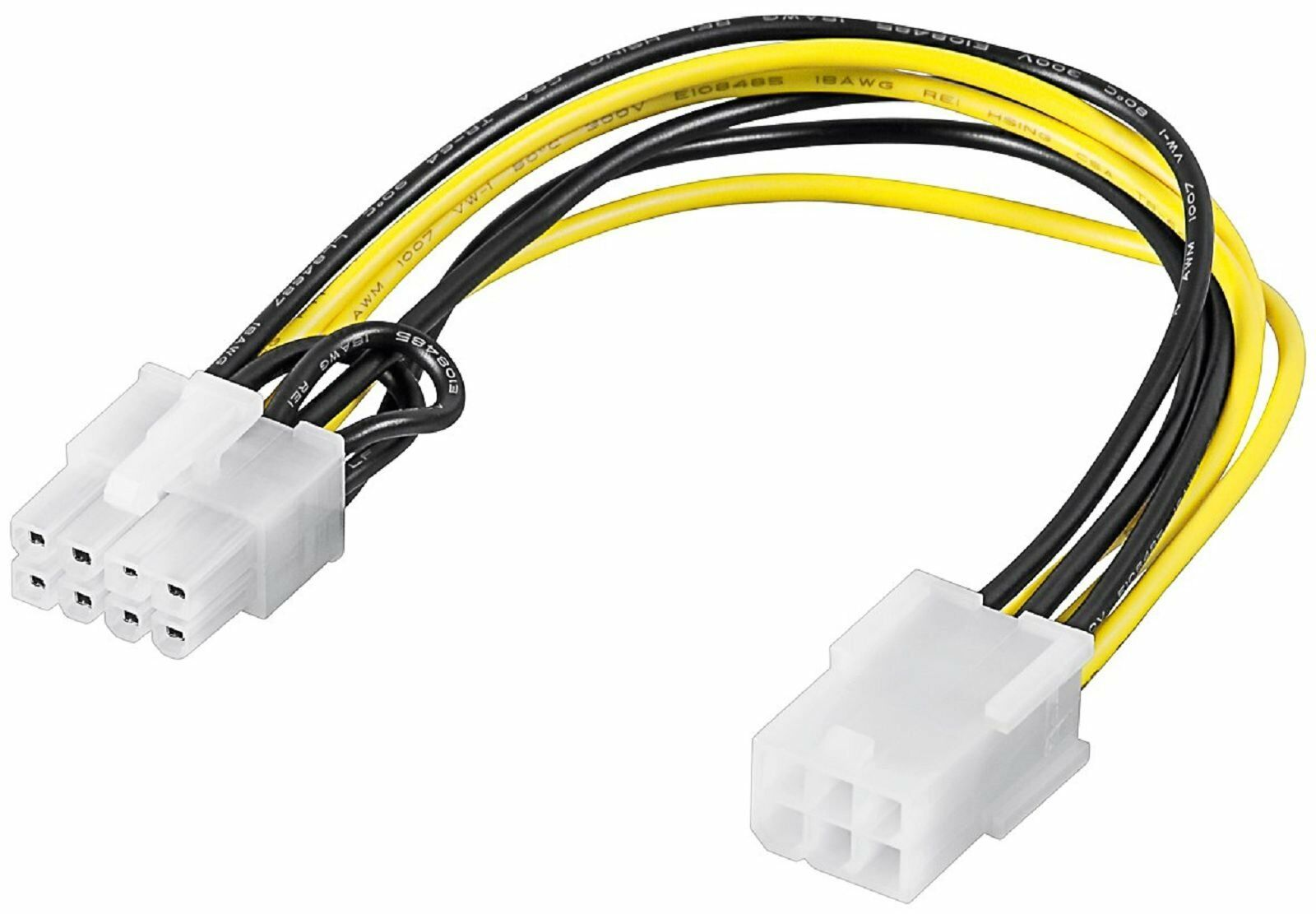Power Adapter PCI Express 6pol On 8pol #n531