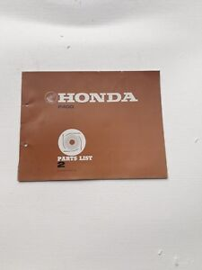 Honda-Rotary-Hoe-F400-Parts-Manual