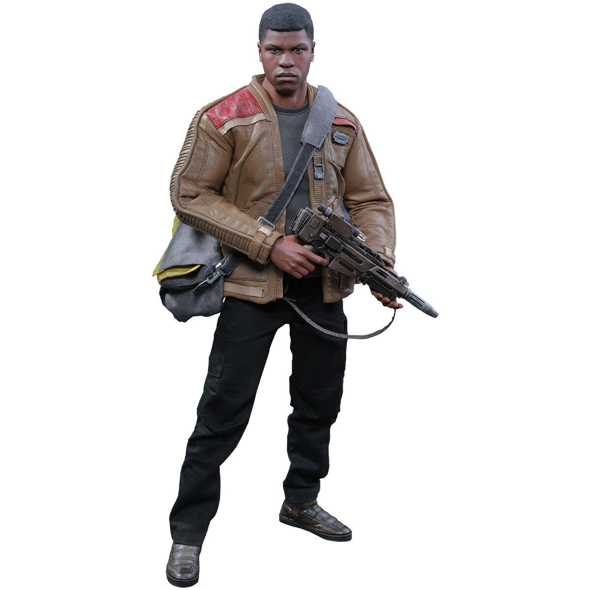 Star Wars Episode VII  The Force Awakens - Finn 1 6th Scale Hot Toys Action Figu
