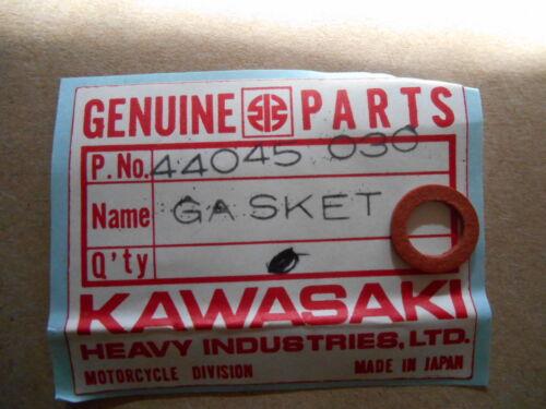 NOS Kawasaki Fork Cylinder Bolt Gasket H1 71-72 F8 72-75 F9 71-75 F7  44045-030