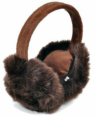 EM1213 Toasty Faux Fur Ear Warmers