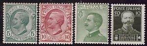 REGNO-D-039-ITALIA-1906-1929-n-81-2-218-239-INTEGRI-55