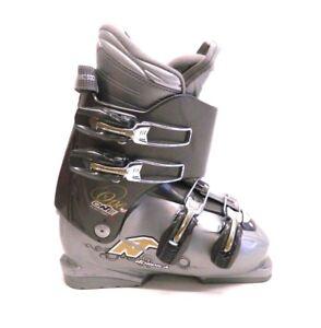 Ski Boot Size 24.5 Light Gray