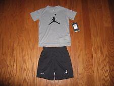 2d9a5ec9fa3 item 2 NIKE Air Jordan 2 Piece T-Shirt & Shorts Outfit Set Boys 4/5/6/7 NWT  -NIKE Air Jordan 2 Piece T-Shirt & Shorts Outfit Set Boys 4/5/6/7 NWT