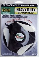 Grass Gator 4600 Weed Ii Heavy Duty Replacement String Trimmer Head , New, Free