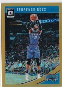 Terrence-Ross-2018-19-Donruss-Optic-Basketball-Trading-Card-Orange-199