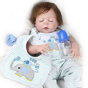 Full-Body-Silicone-Vinyl-Bebe-Reborn-Baby-Boy-Doll-Lifelike-22-034-Newborn-Toy-Gift