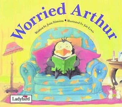 1 of 1 - Worried Arthur (Audio: 5 plus), Stimson, Joan, Very Good Book